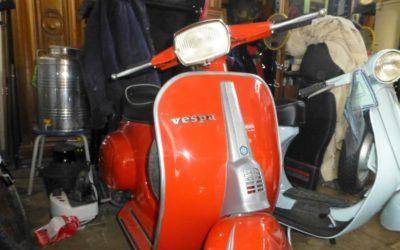 Piaggio Vespa 50 S 1974