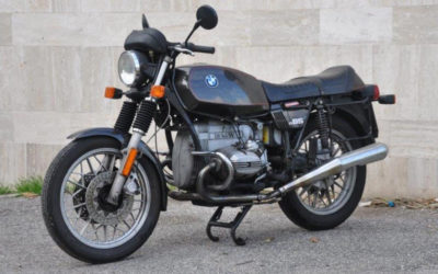 BMW R65 iscritta all'FMI