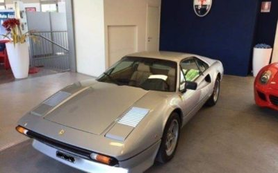 Ferrari 308 GTBI 1982 ad iniezione