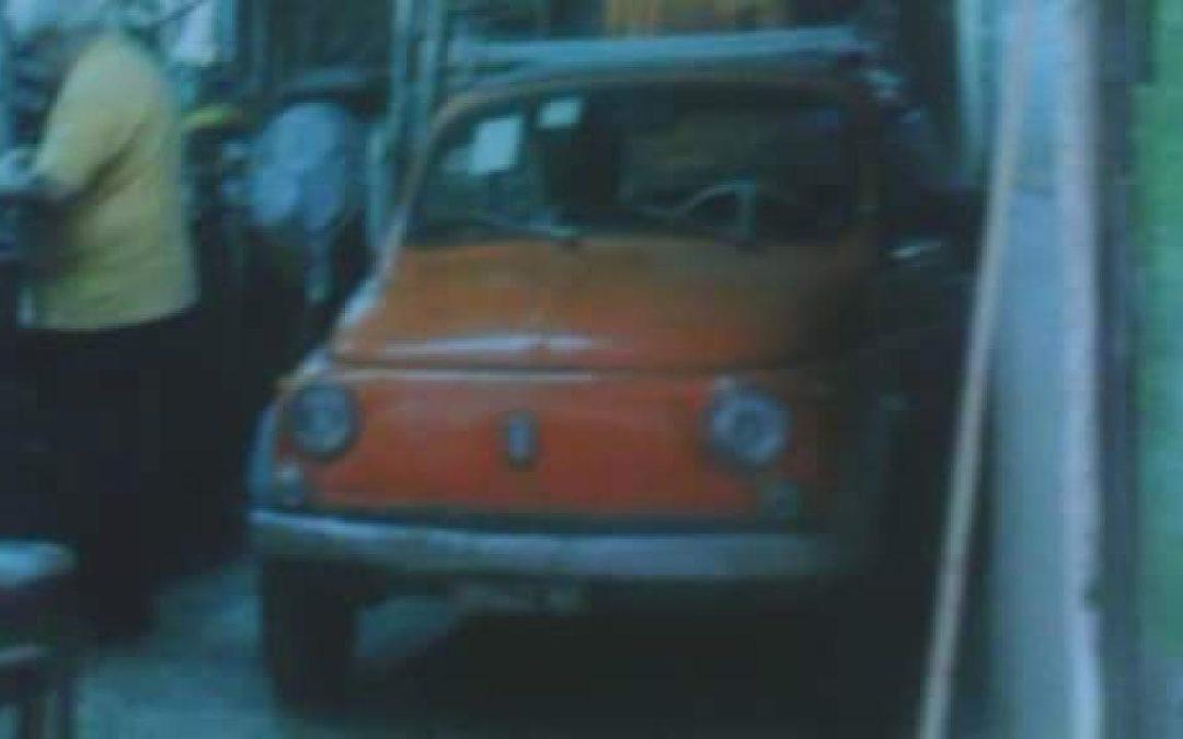 Fiat 500 anno 65