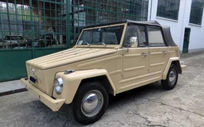 Volkswagen Pescaccia Kurierwagen Tipo 181 – 1972
