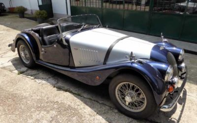 Morgan 4/4 Two-Seater – 1974