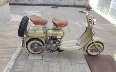 Lambretta 125 del 1952