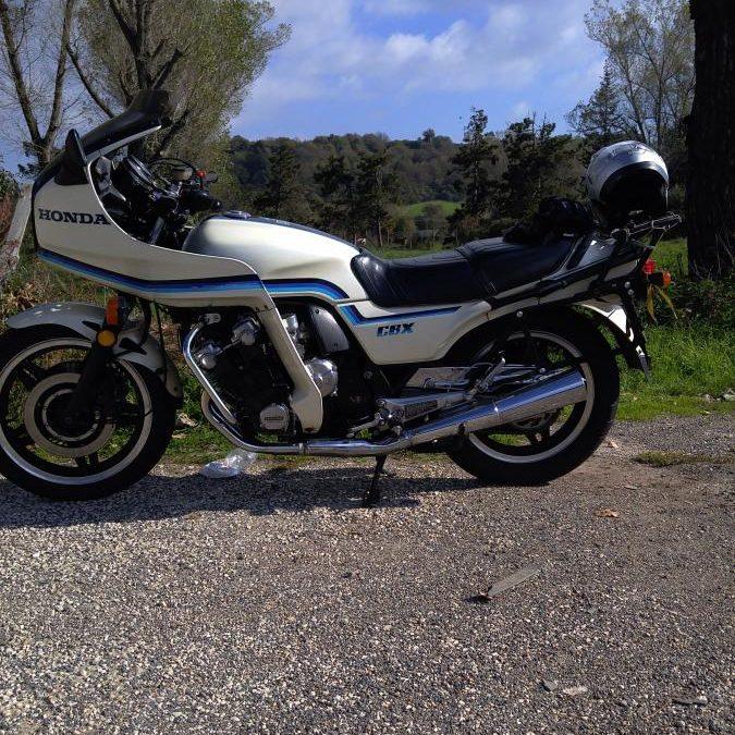 honda cbx 6c anno 82