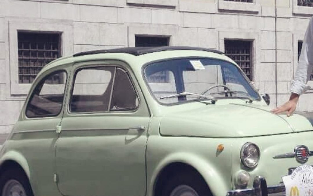Fiat 500 D 1964 iscritta ASI
