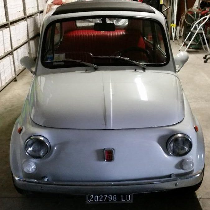 Fiat 500 1970