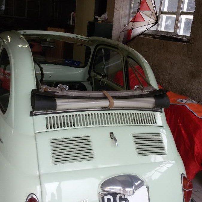 FIAT 500 N anno 1959