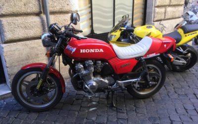 Honda Bol d'Or 900F