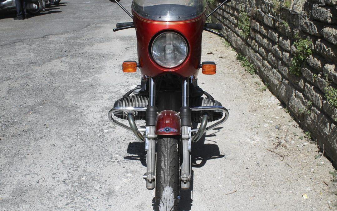 BMW R100S del 1976