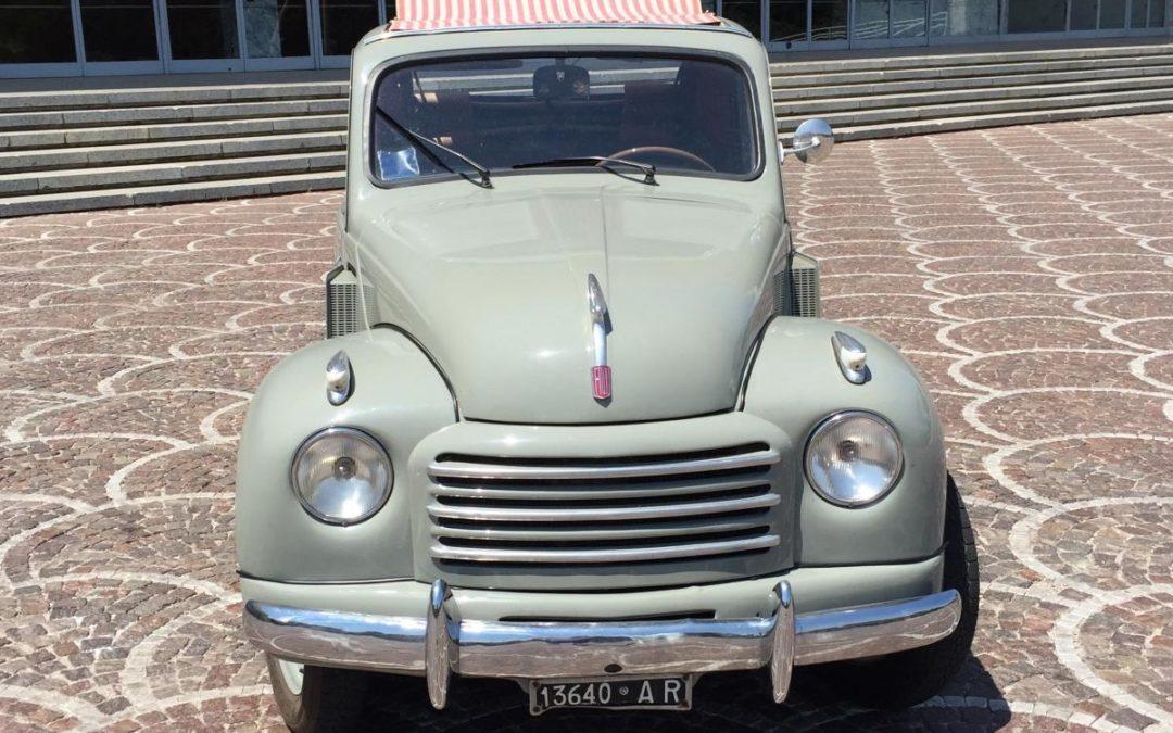 Fiat 500 C Topolino 1953