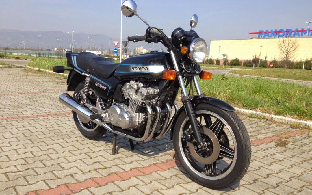 Honda cb750 fa 1980