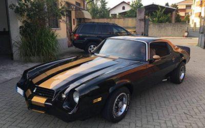 CHEVROLET Camaro – Anno 79