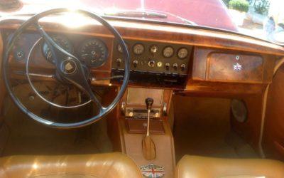 Jaguar mk2. 3,8cc