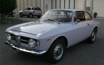 Alfa romeo GT 1300 junior scalino anno 1969