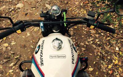 Bmw R100R 1993 scrambler