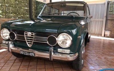 Giulia 1.300 t.i. 1966 87 cv
