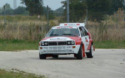 Lancia Delta Abarth Gr A ex WRC