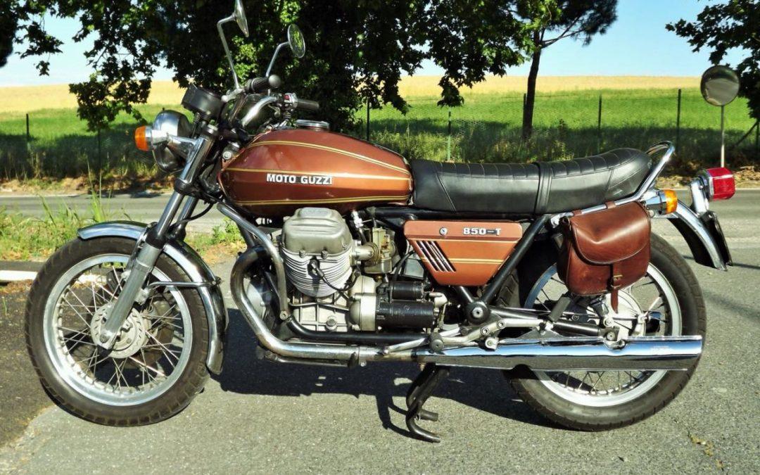 Moto Guzzi 850T