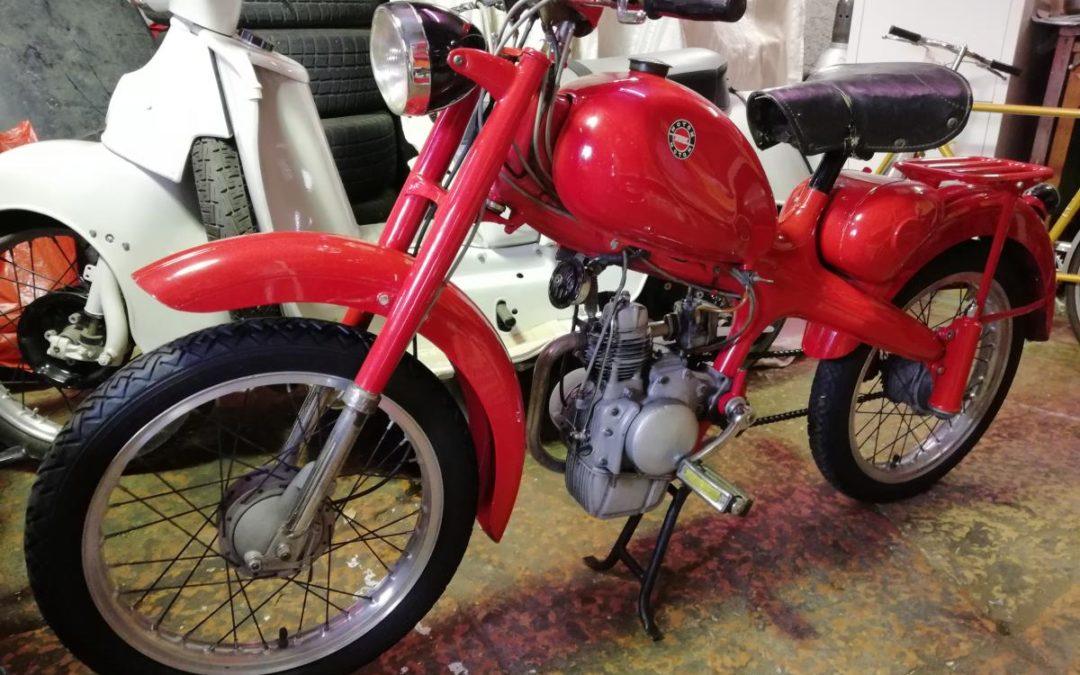 Motom 48cc 1960