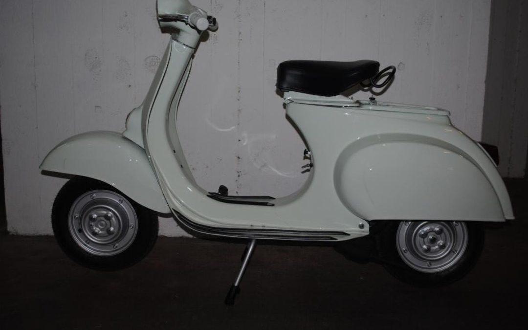 Vespa 50n 1966
