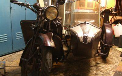 Moto Guzzi 2VT 500