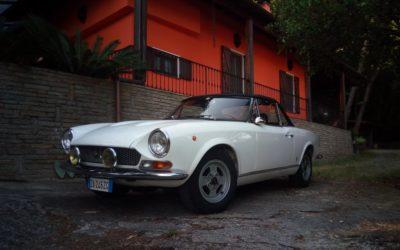 Fiat 124 Spider 1973