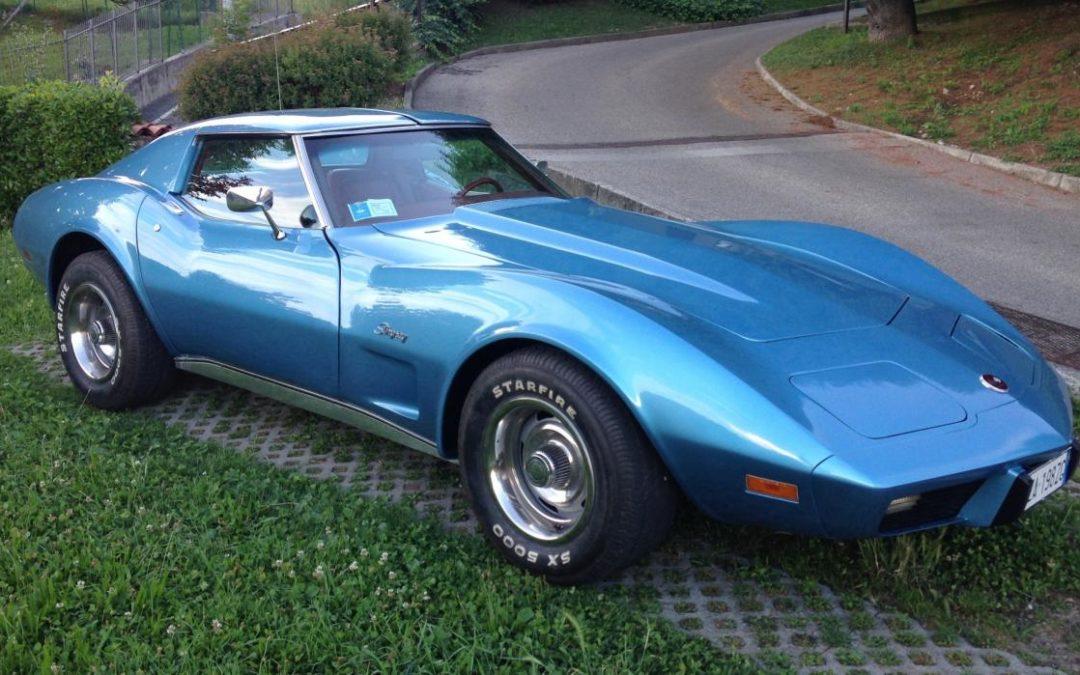 Chevrolet Corvette C3 del 1976