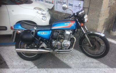 Honda cb 750 ss