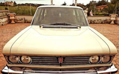 Fiat 130 3.2 manuale 1973