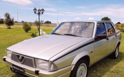 Alfa 75 1.8 Turbo prima serie 1986