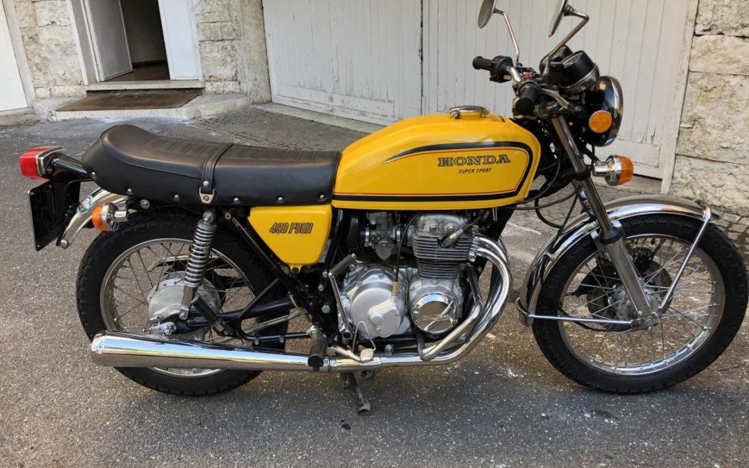 Honda 400 four 1978