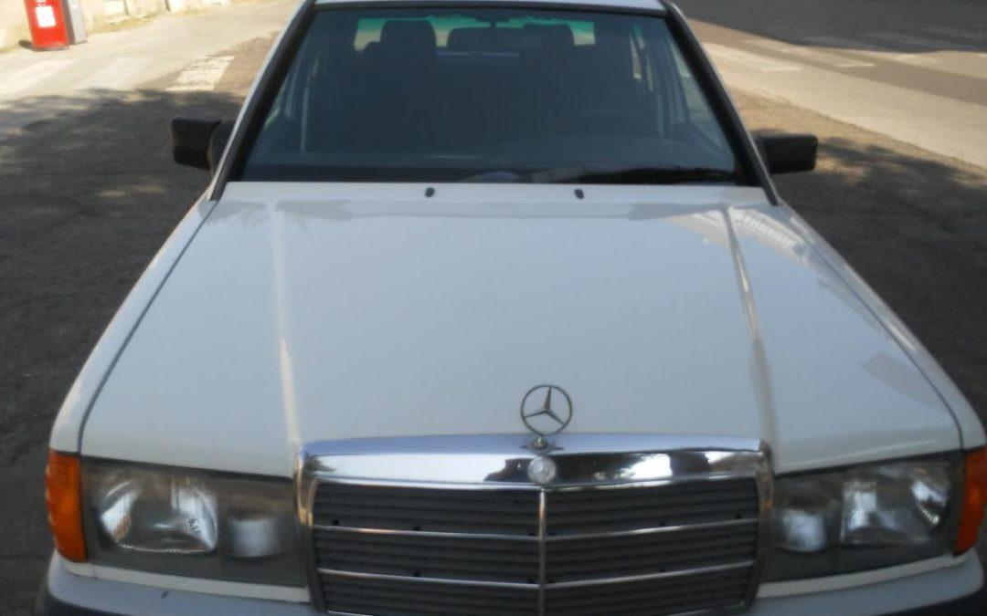 Mercedes-Benz 190 Diesel 2.0