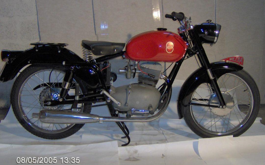 GILERA 150 SPORT ANNO 1962